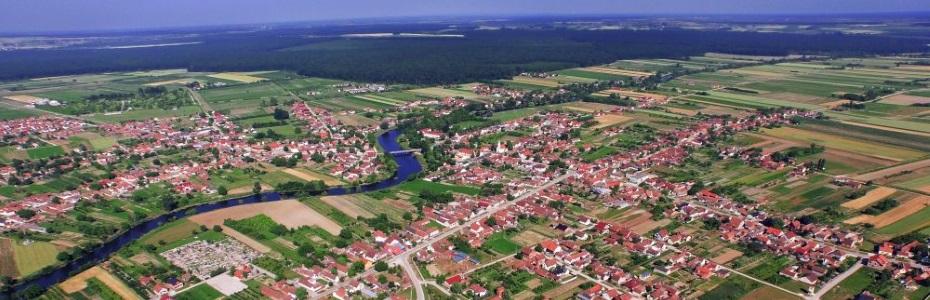 Panorama Općine Andrijaševci