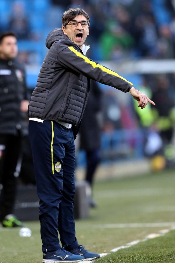 Trener Verone Ivan Jurić svoju je momčad doveo do osmog mjesta na tablici