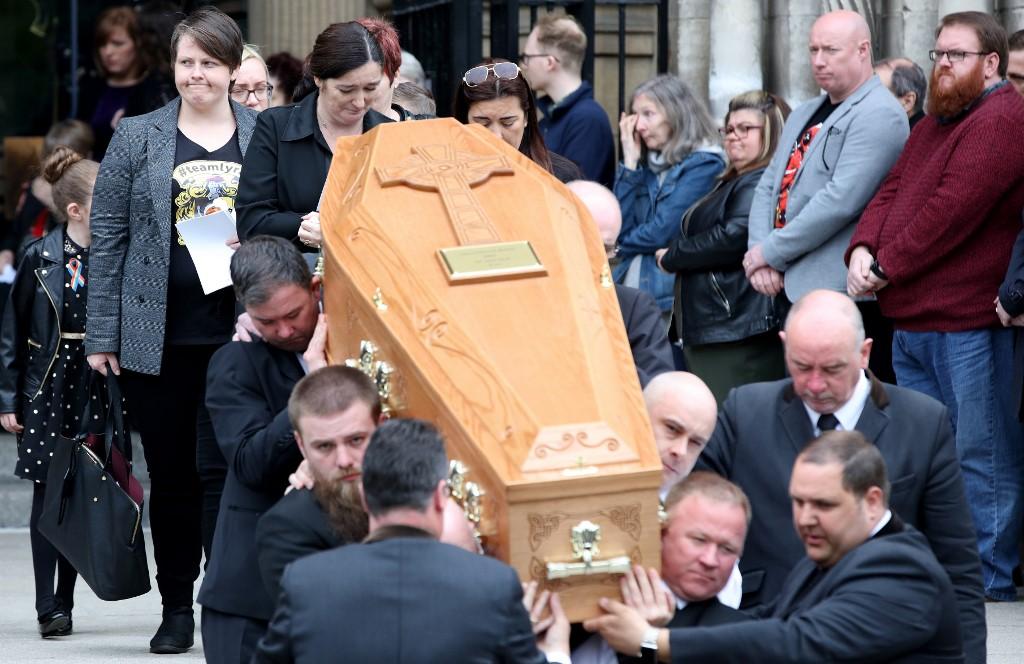Pogreb Lyre Mckee