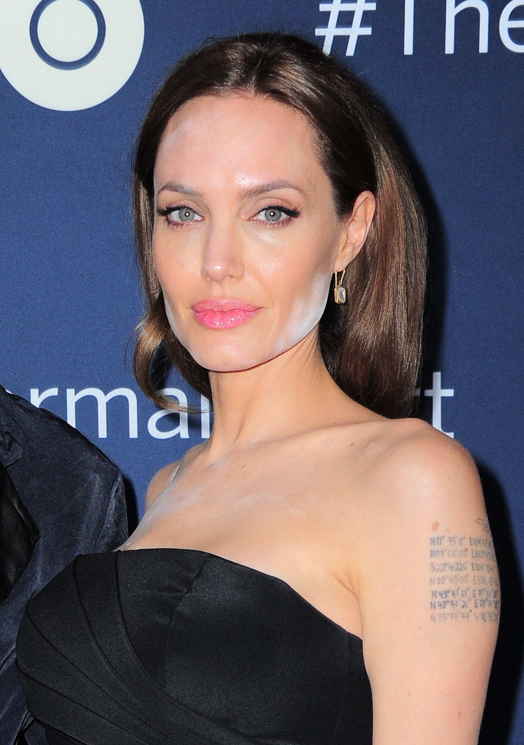 Angelina Jolie at arrivals for THE NORMAL HEART Premiere on HBO, Ziegfeld Theatre, New York, NY May 12, 2014., Image: 193454671, License: Rights-managed, Restrictions: For usage credit please use; Gregorio T. Binuya/Everett Collection, Model Release: no, Credit line: Gregorio T. Binuya / Everett / Profimedia