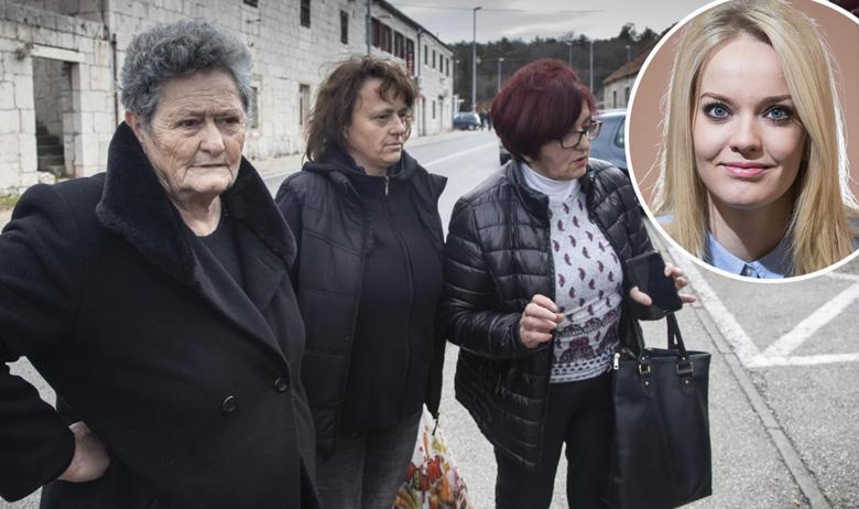 U krugu Nosić - Jelka Nikolić, Anka Nikolić i Ana Zaradić