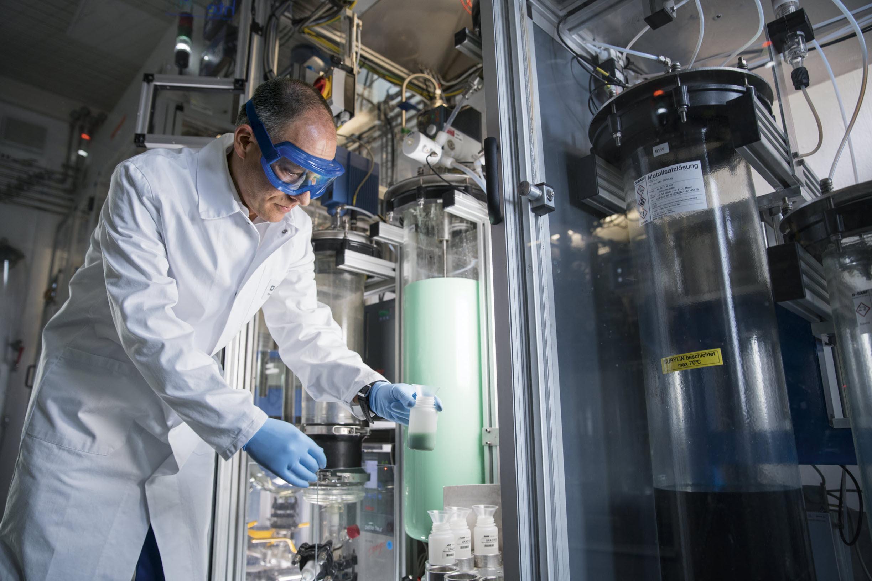 BASF, odjel istraživanja