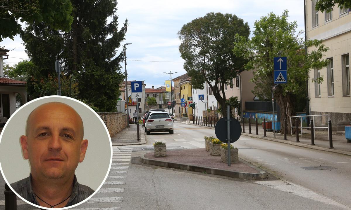 Nivio Stojnić (u krugu), načelnik općine Tar Vabriga