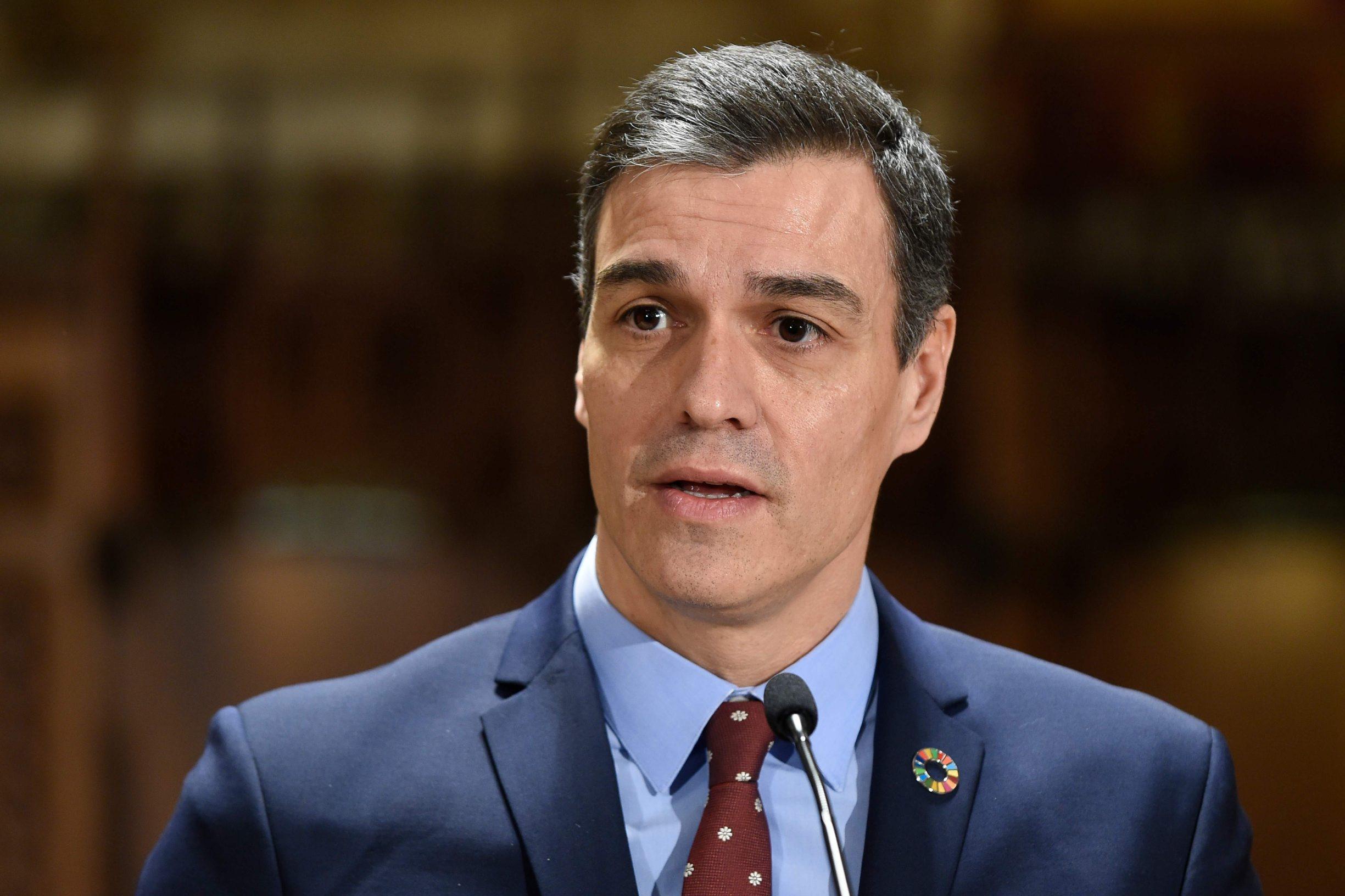 Lider socijalista i španjolski premijer Pedro Sanchez