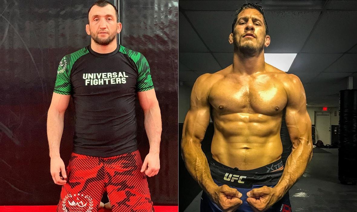 Muslim Salikhov i Niko Price
