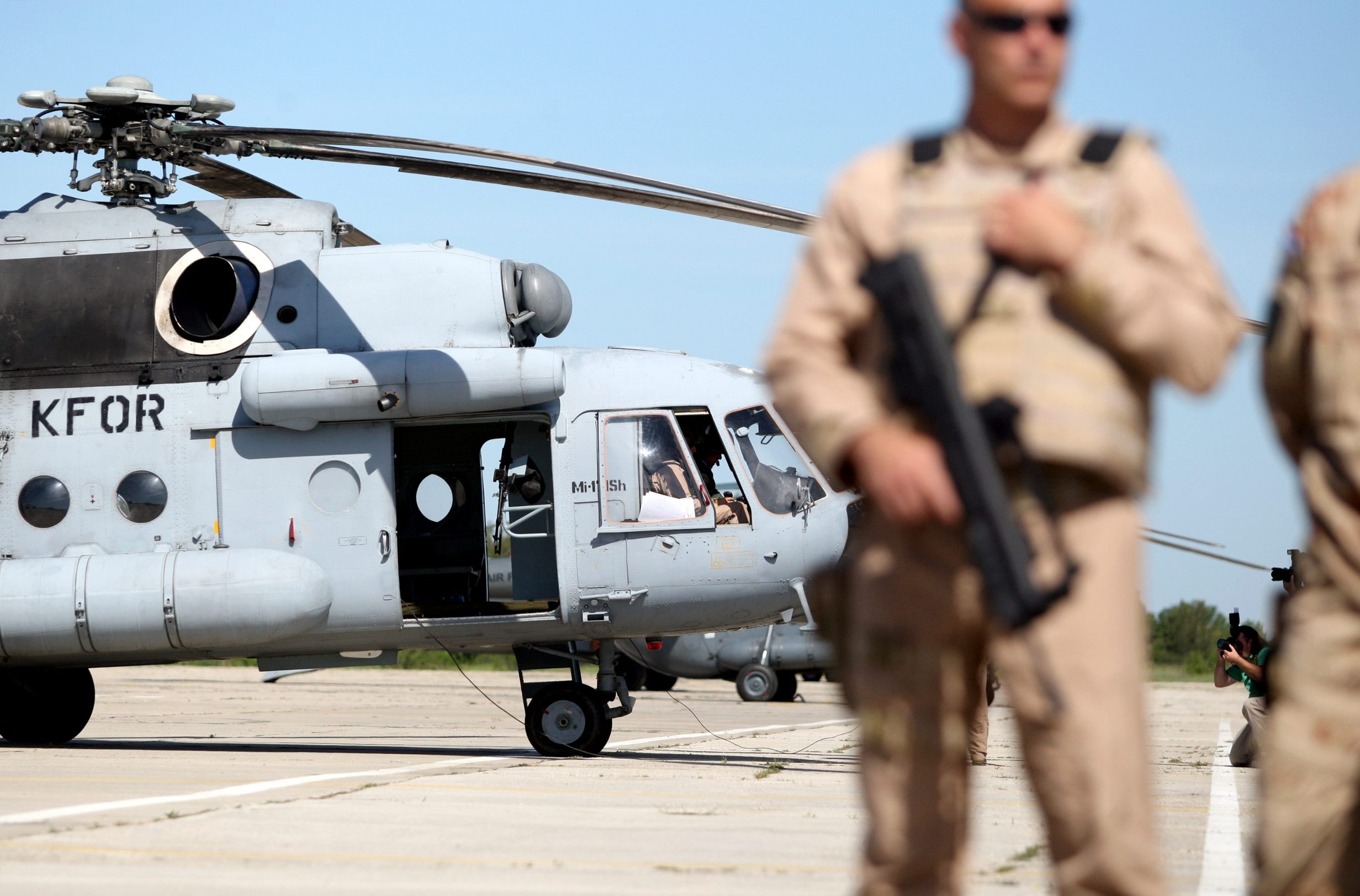 Helikopter MI-171Sh (ilustracija)