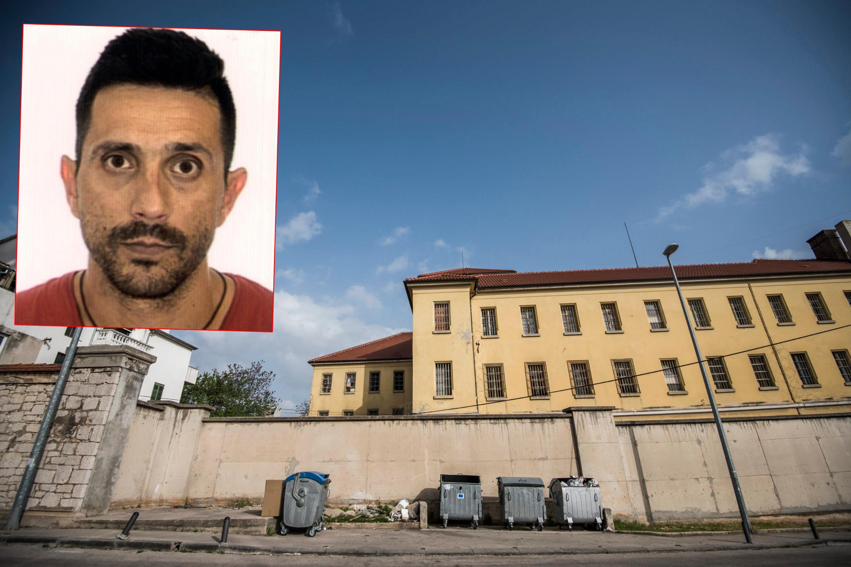 Zatvor u Šibeniku, Ante Vrkić