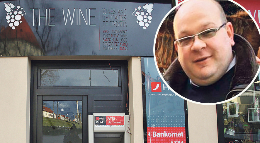 Dejan Markus vodio je vinoteku The Wine u Vlaškoj ulici, ali mu posao nije išao baš najbolje