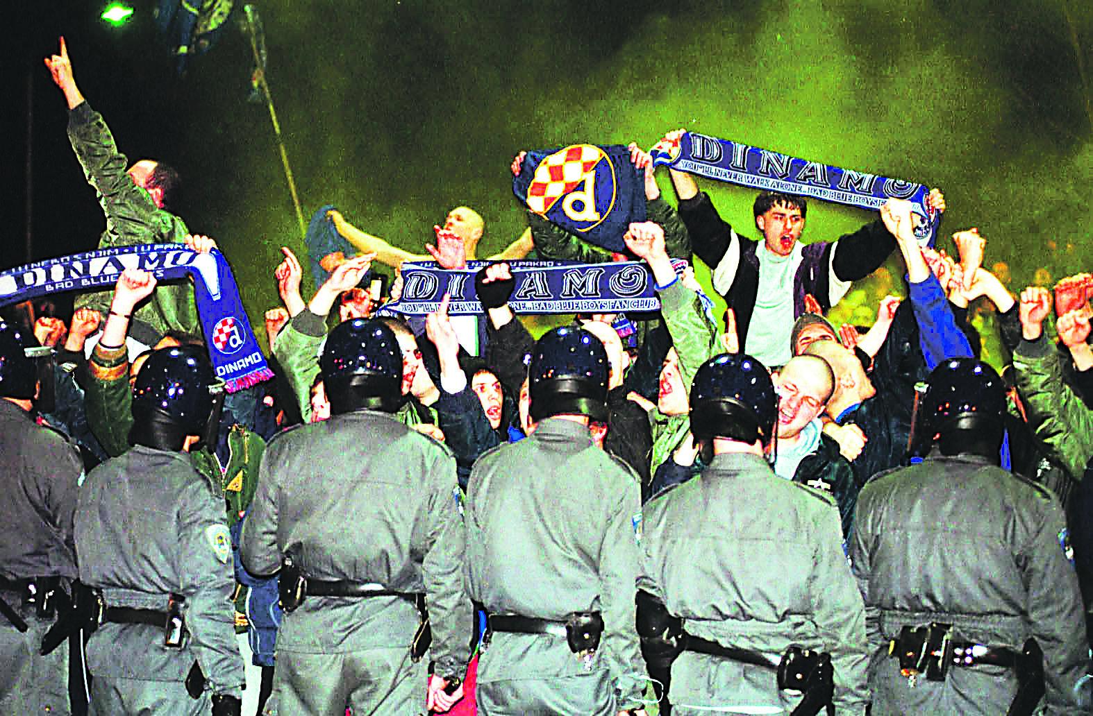 Povratak imena Dinamo