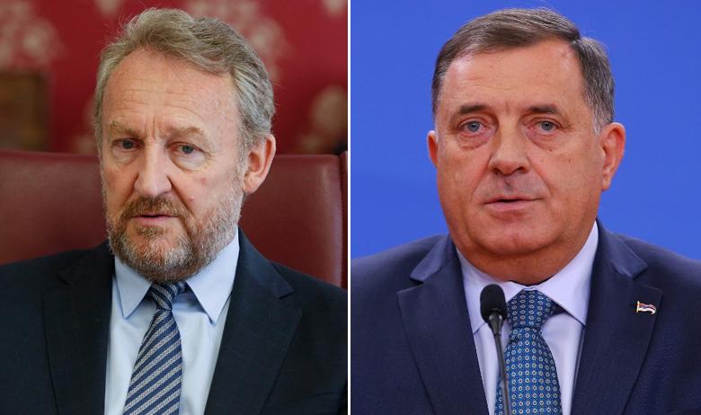Bakir Izetbegović; Milorad Dodik