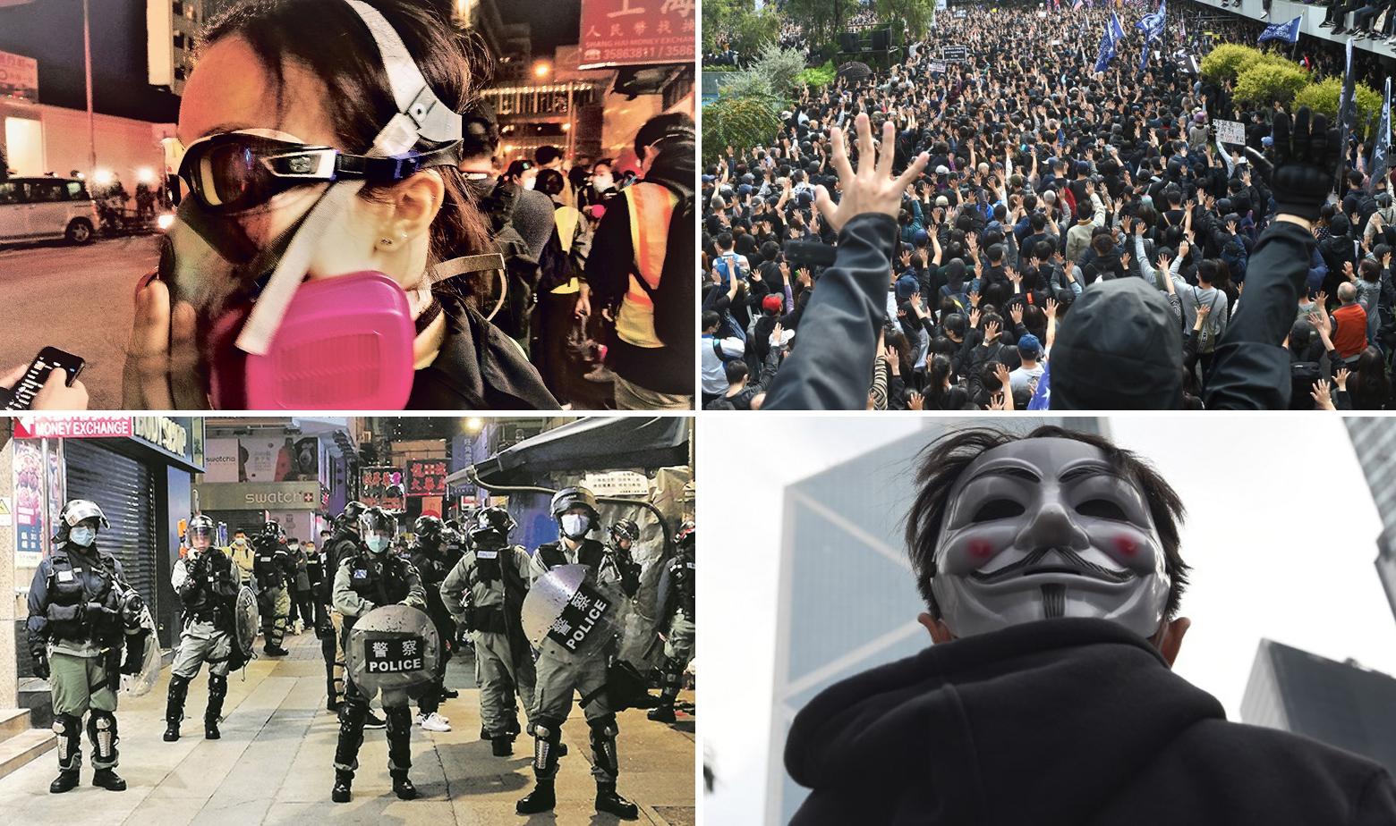 Prizori iz Hong Konga