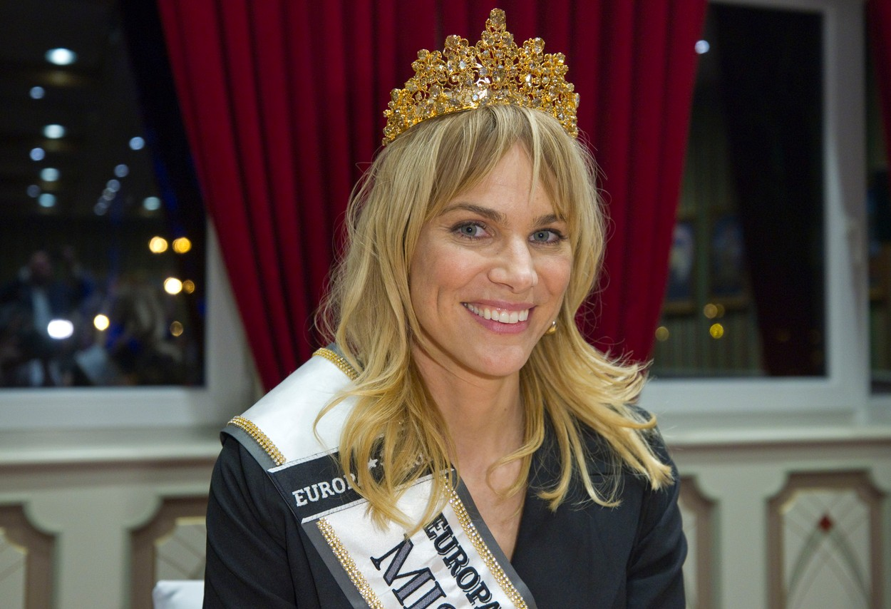 Rust, Germany - February 15, 2020: Miss Germany Beauty Pageant Election at Europa-Park with Winner Leonie Charlotte von Hase, Miss Schleswig-Holstein, Image: 498964625, License: Rights-managed, Restrictions: *** World Rights Except Germany ***, Model Release: no, Credit line: Mandoga Media / ddp USA / Profimedia