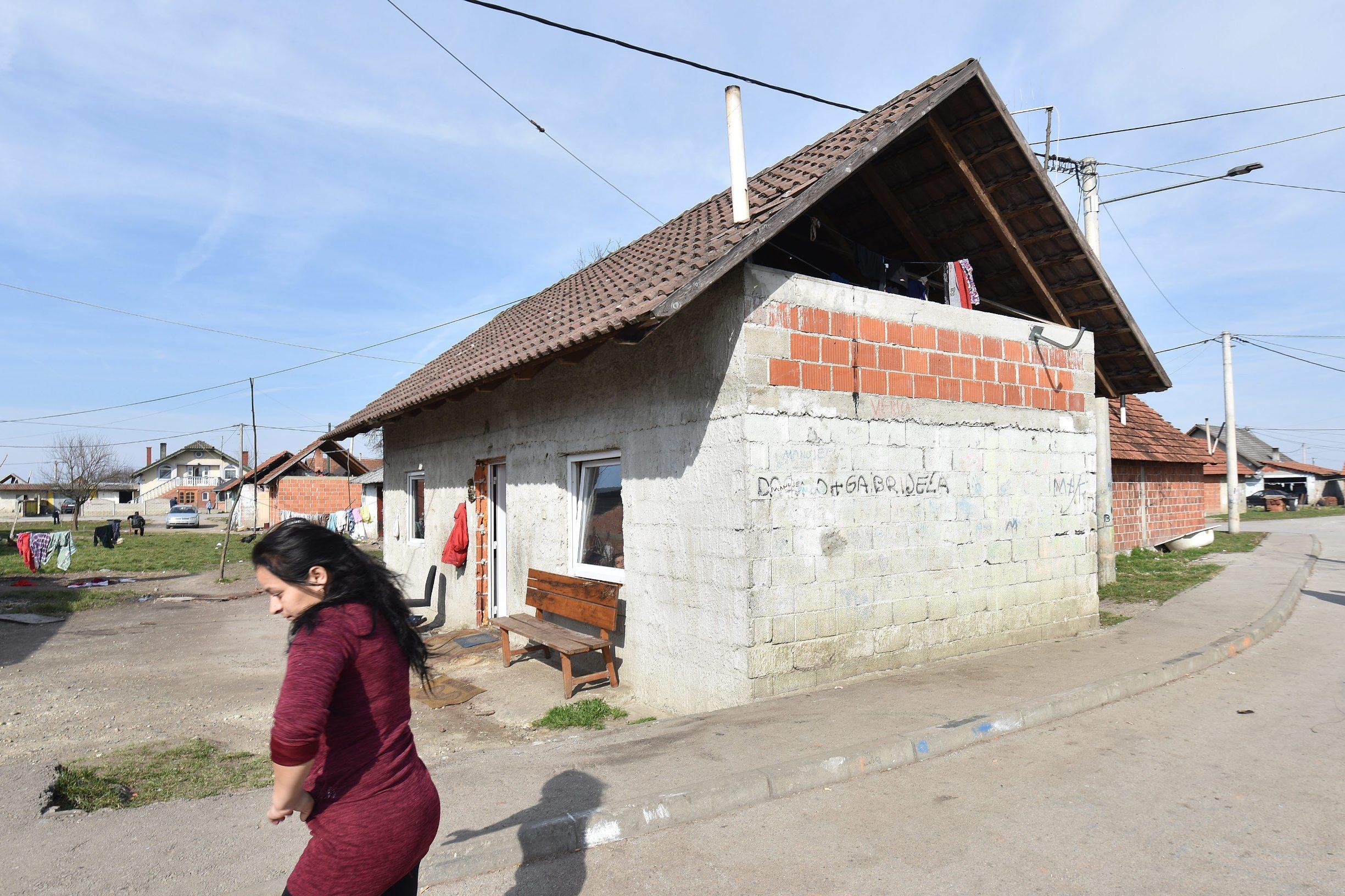 Obiteljska kuća u kojoj je ubijena 37-godišnja žena