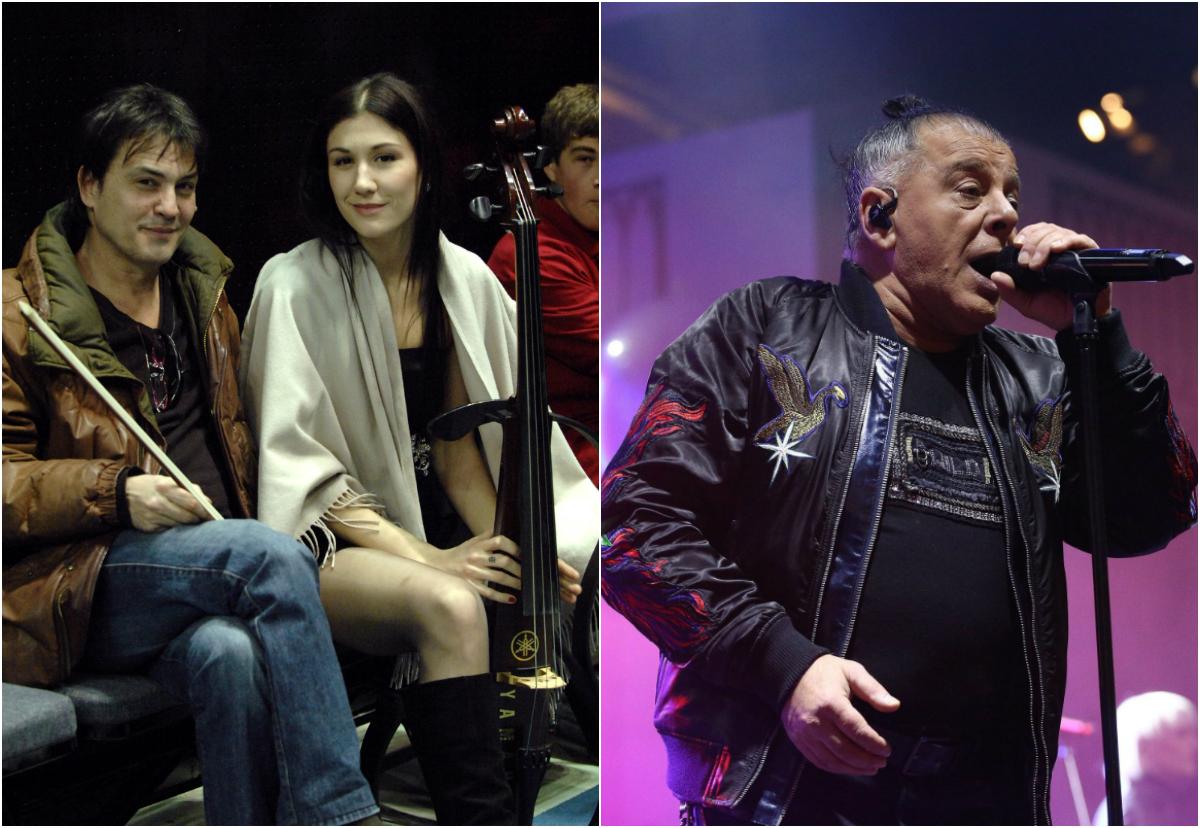 Aki Rahimovski, Vlado Kalember i Ana Rucner