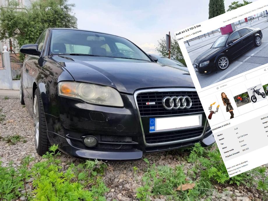 Audi presuda slika