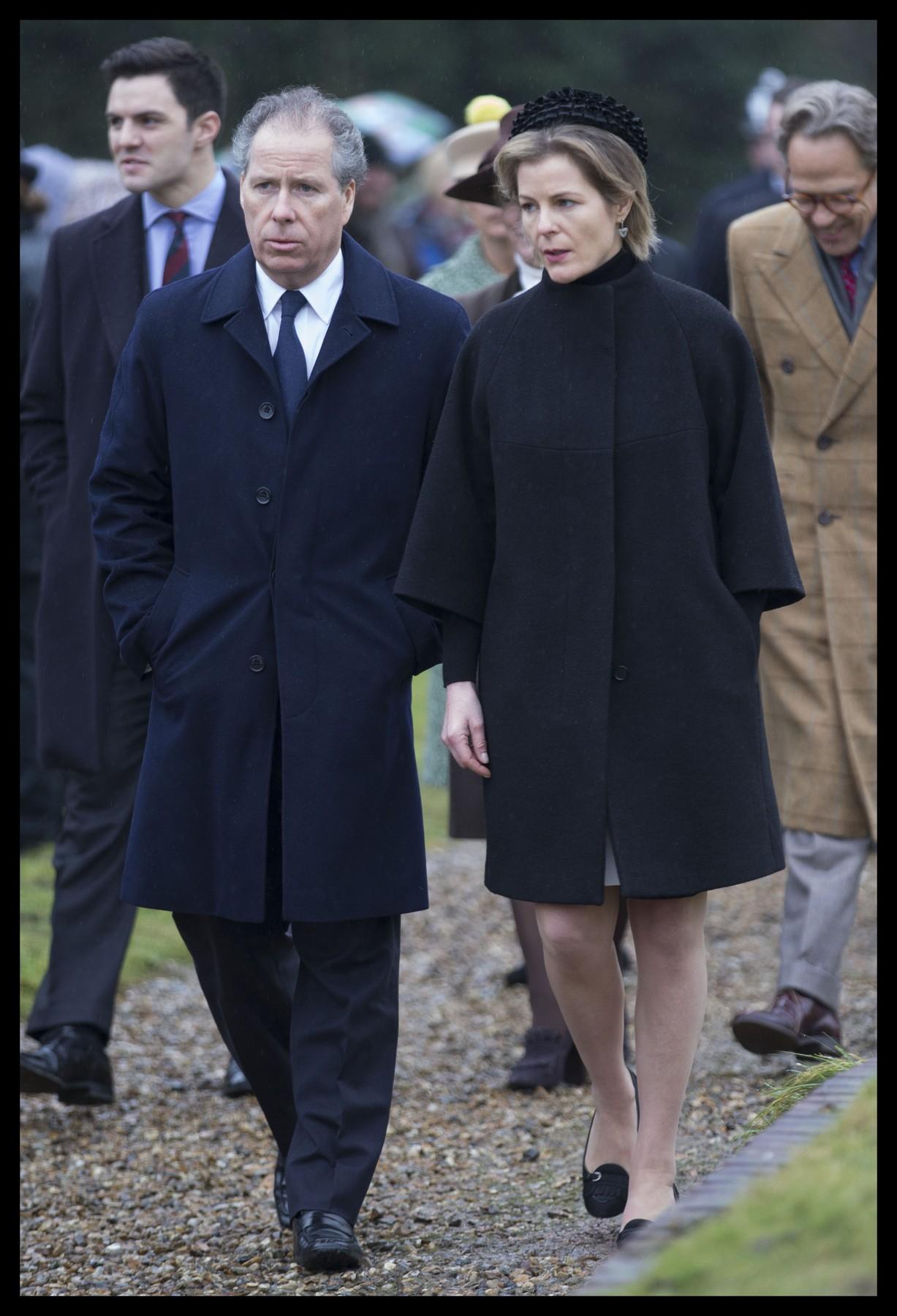 David Linley i supruga Serena