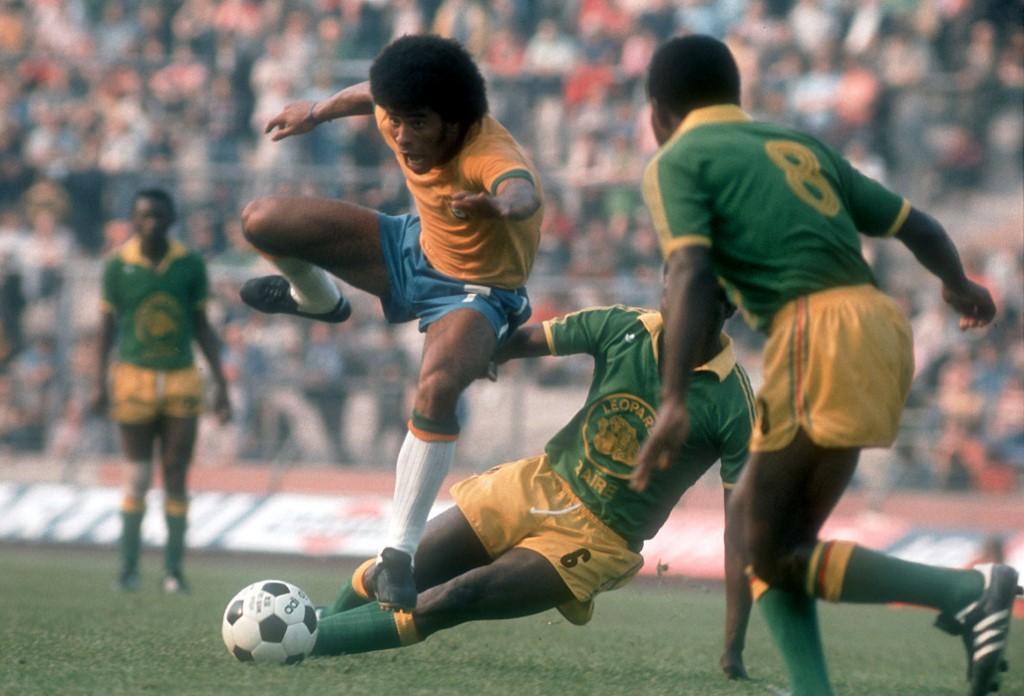 Slavni brazilski nogometaš Jairzinho