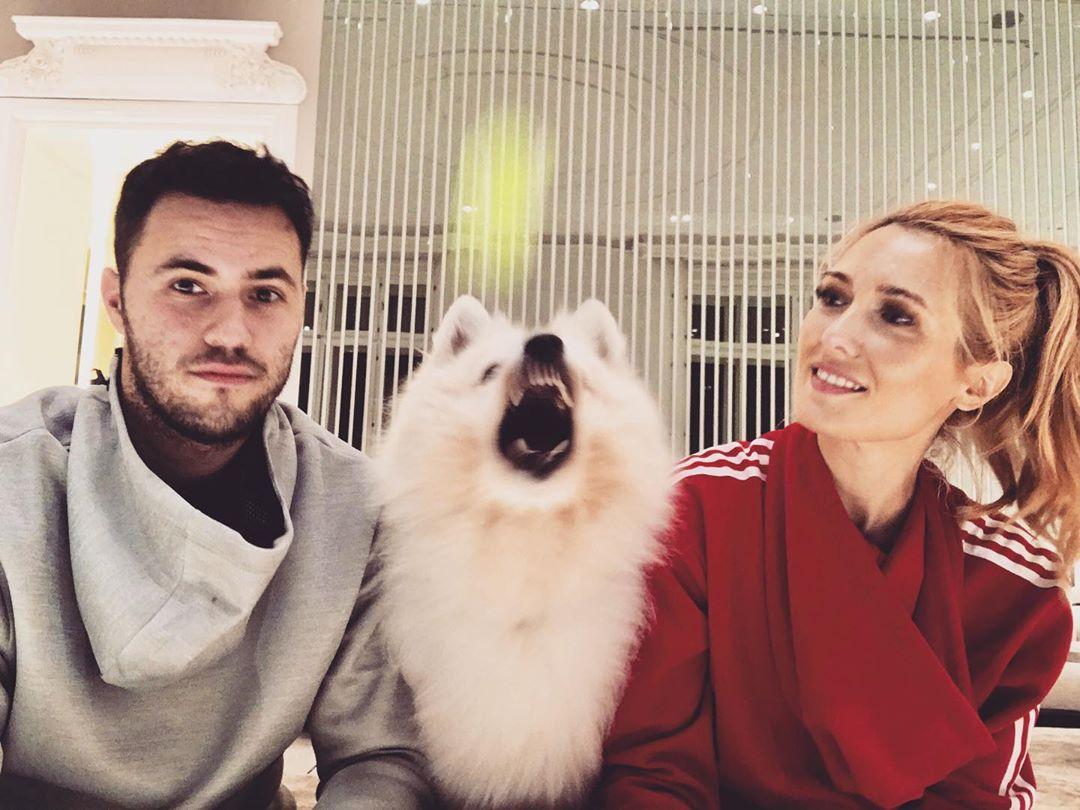 Ivana Mišerić i Sandro Mur