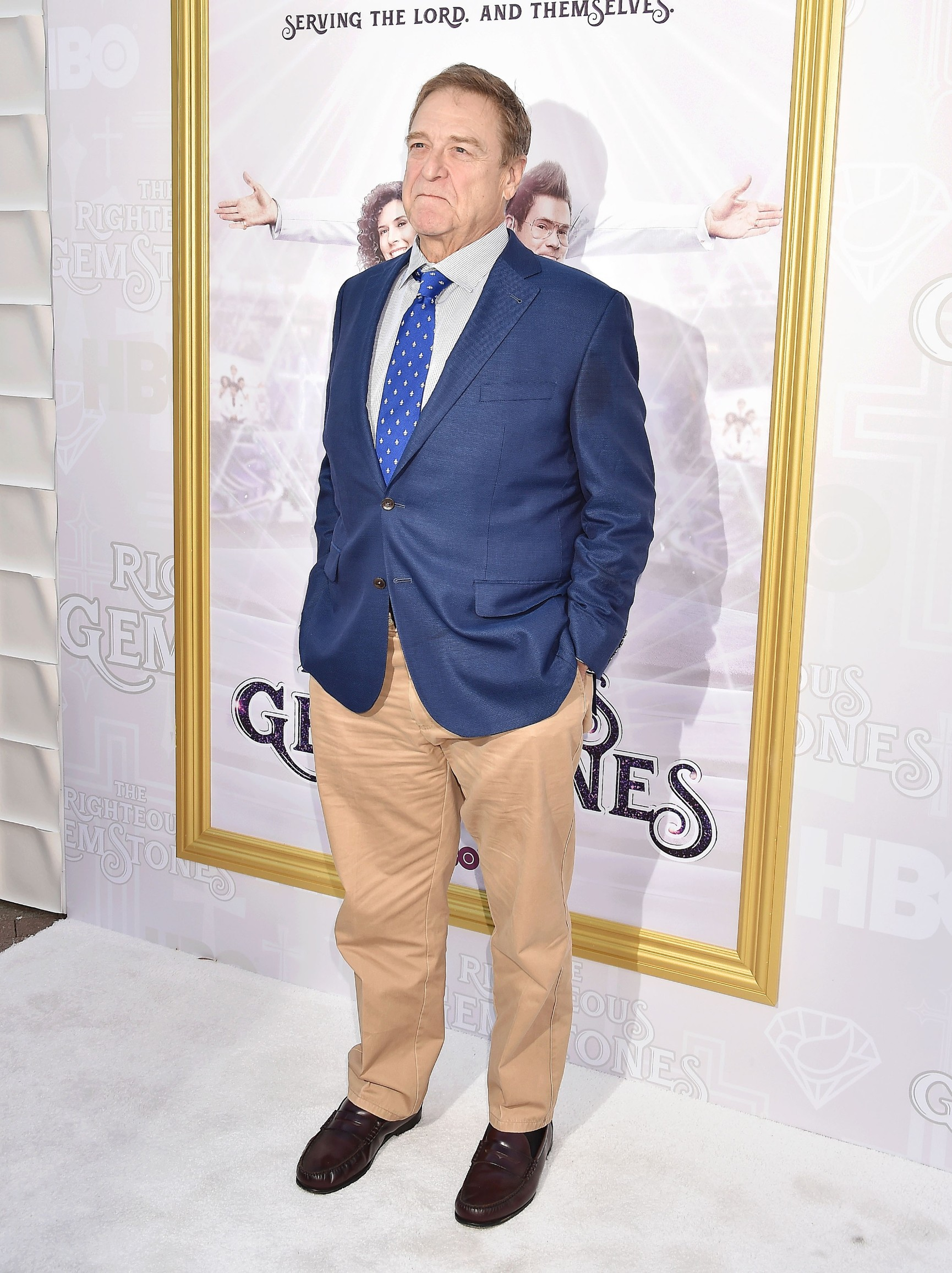 John Goodman at the Los Angeles Premiere of new HBO Series