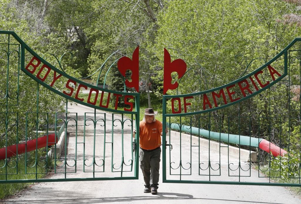 Kamp Ranger organizacije Američkih izviđača