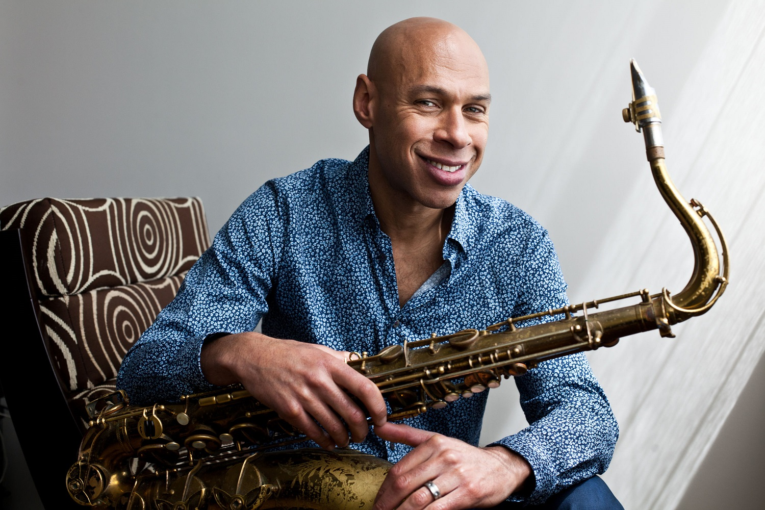 Joshua Redman_photo Michael Wilson 3