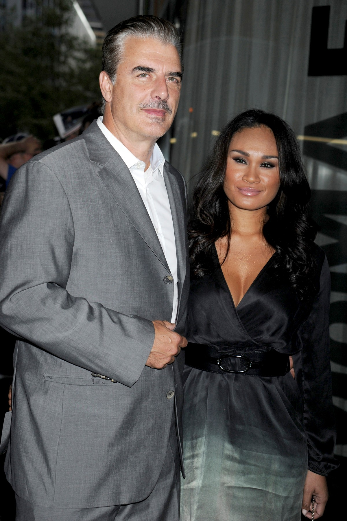 July 30, 2013 - New York, New York, USA - Chris Noth and Tara Wilson attend a screening of Radius TWC's 'Lovelace' hosted by The Cinema Society and MCM with Grey Goose at The Museum of Modern Art on July 30, 2013 in New York City., Image: 167601404, License: Rights-managed, Restrictions: , Model Release: no, Credit line: Dennis Van Tine / Zuma Press / Profimedia