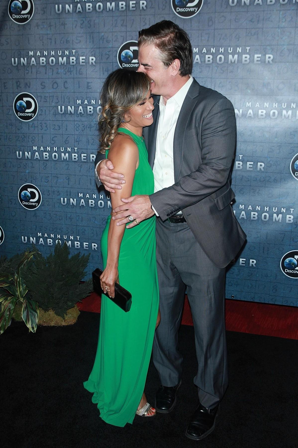 Chris Noth i supruga Tara Wilson
