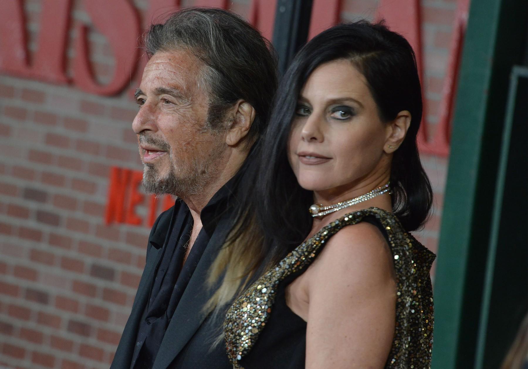 Al Pacino i Meital Dohan