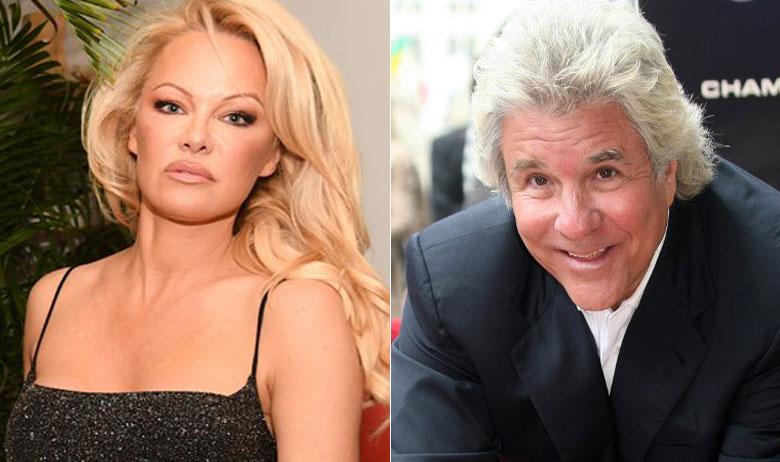 Pamela Anderson i Jon Peters