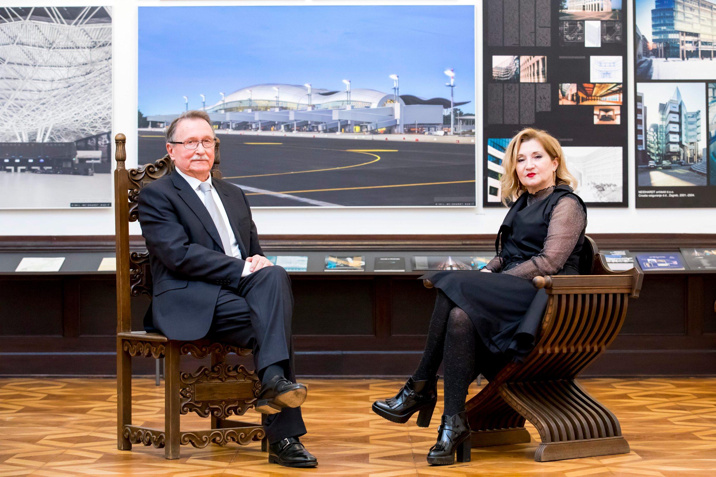 Velimir Neidhardt i Mirjana Dugandžija