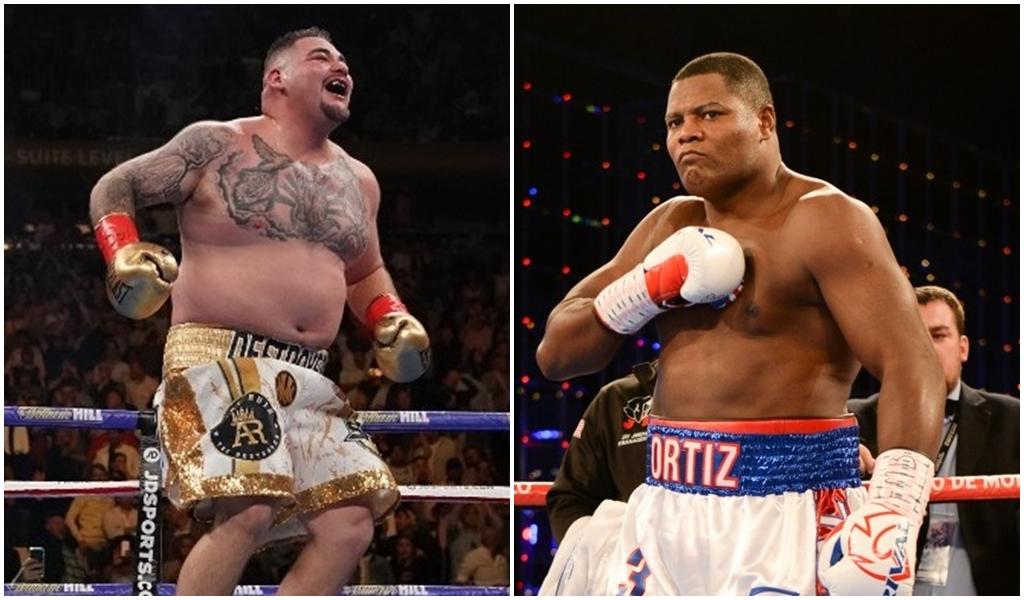 Andy Ruiz Jr. i Luis Ortiz