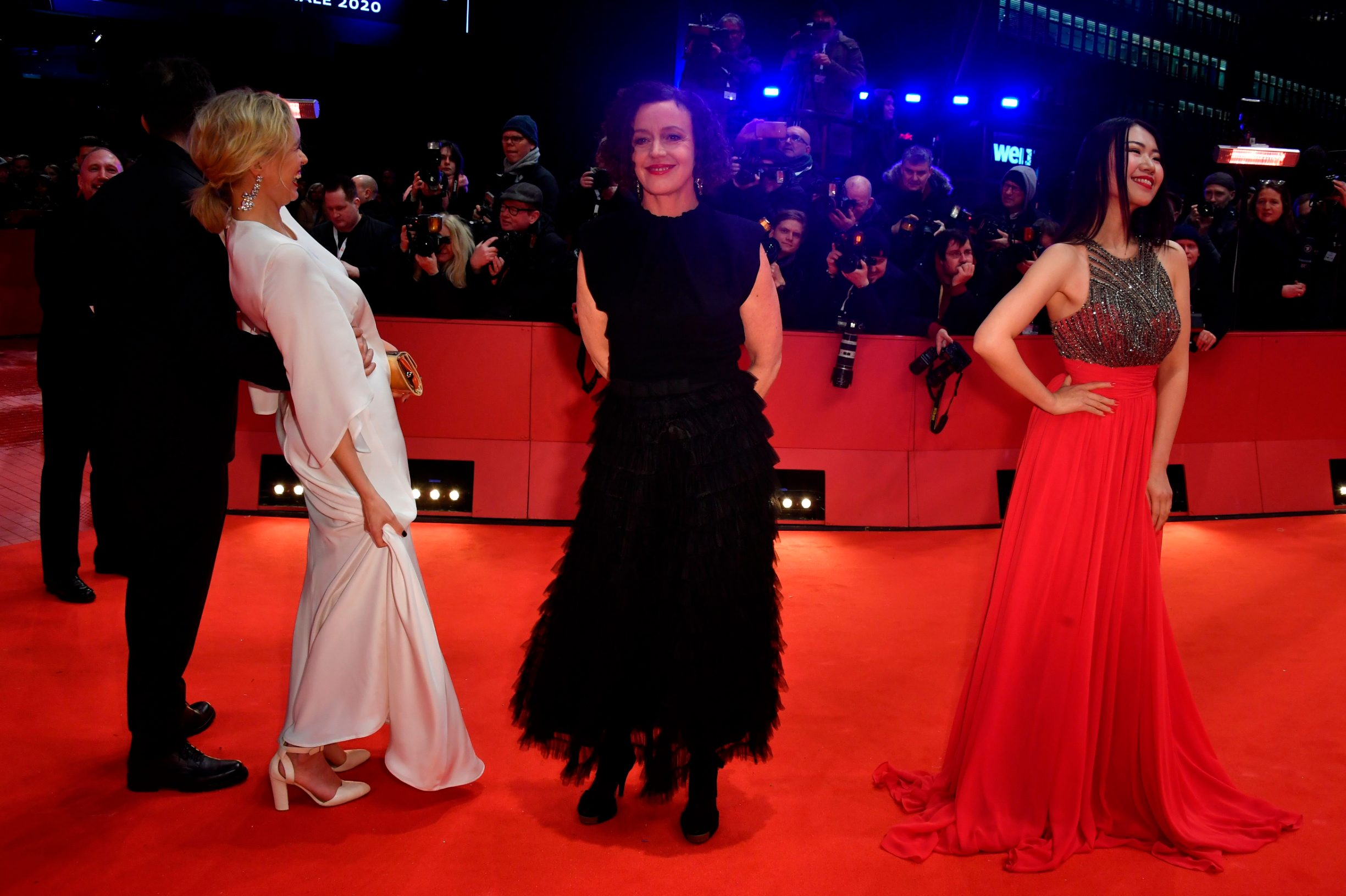 Nina Hoss, Maria Schrader i Xiao Sun