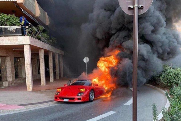 Ferrari-F40-on-fire-in-Monaco-768x512