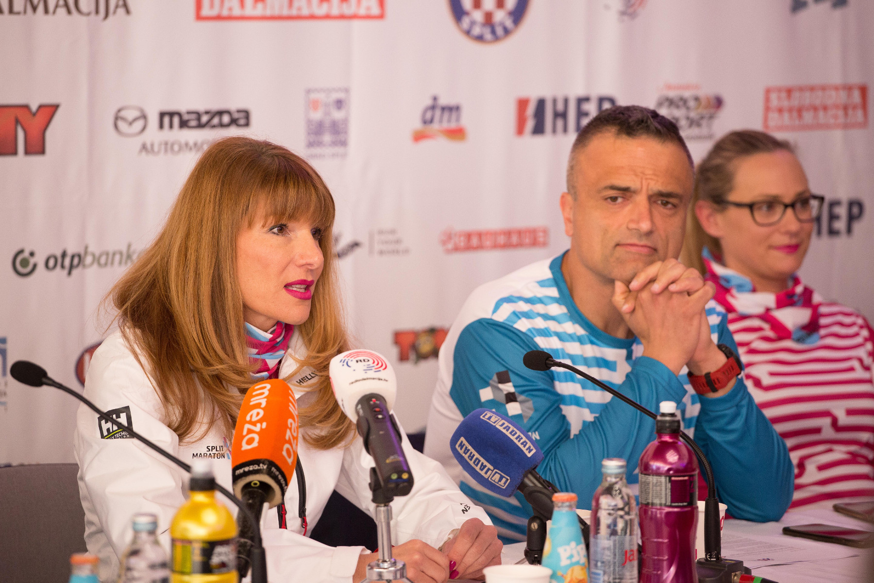 Iris Jurčić, zamjenica predsjednika Organizacijskog odbora ST Sport EXPO-a