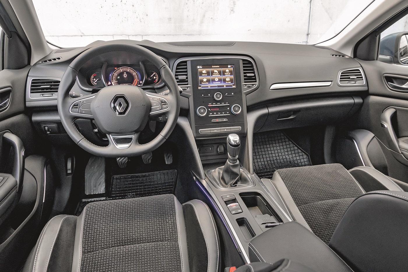 Renault Megane 2019.