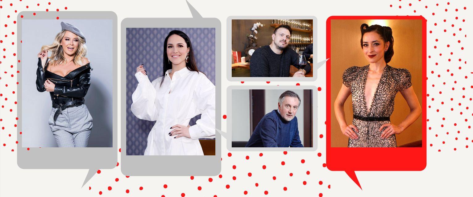 Maja Šuput, Lana Jurčević, Zrinka Cvitešić, Miroslav Škoro