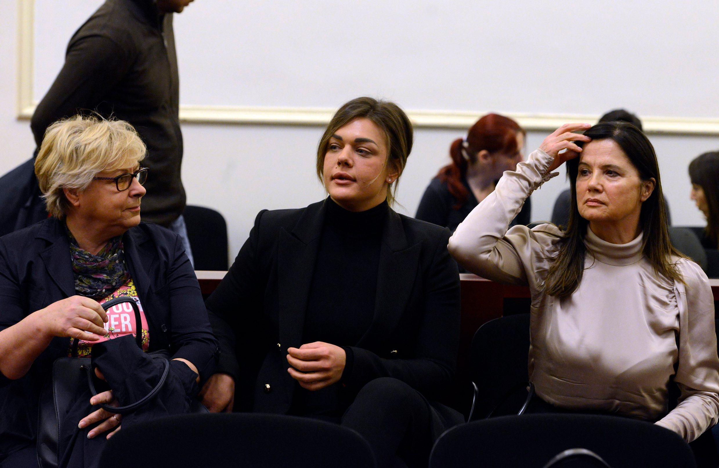 Branka Rabatić, Sandra Perković i Dijana Pripuz