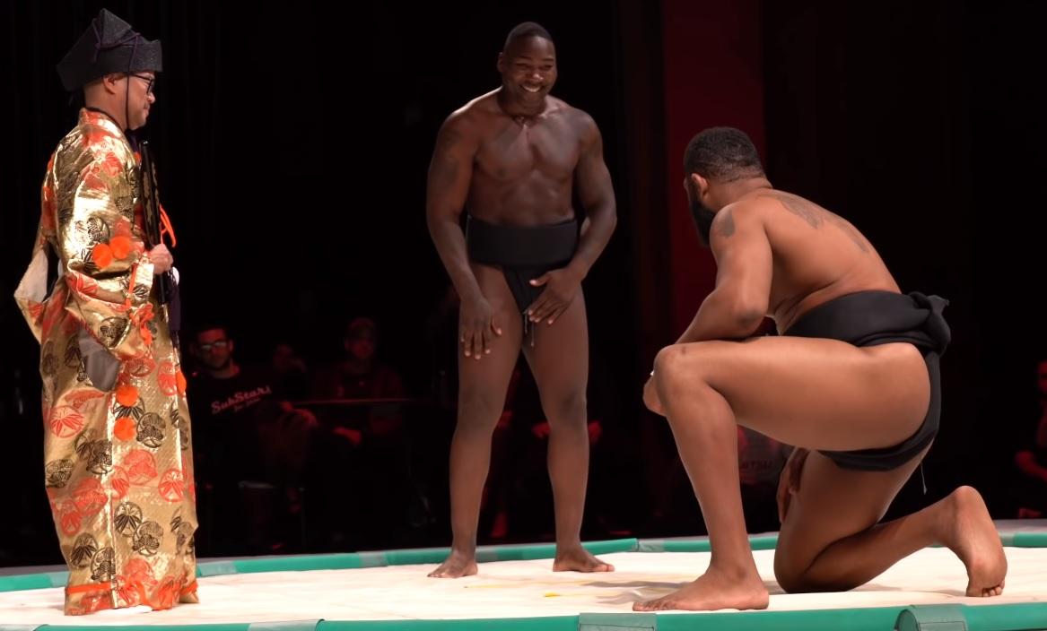 Rumble Blaydes sumo