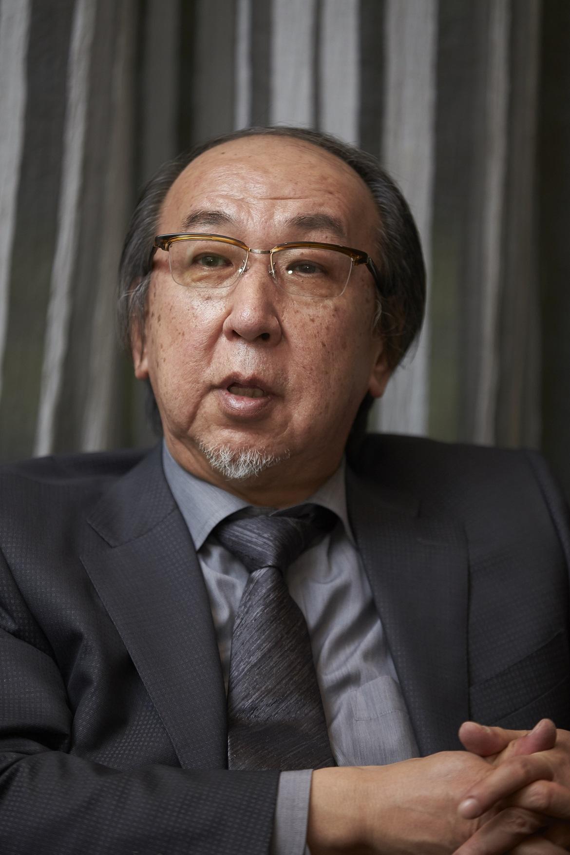 Hideo Yokoyama