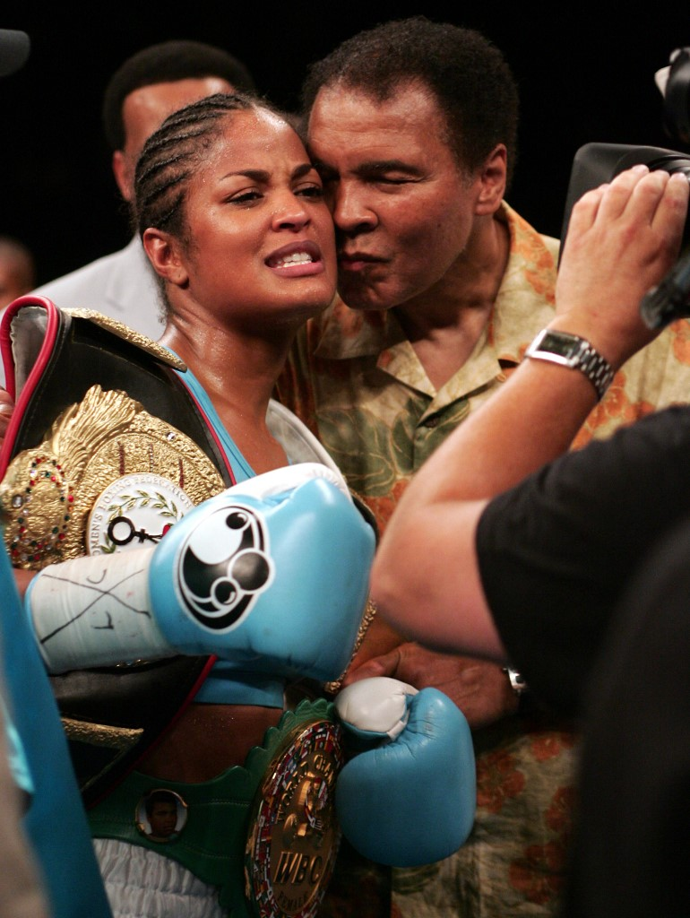 Laila Ali i Muhammad Ali