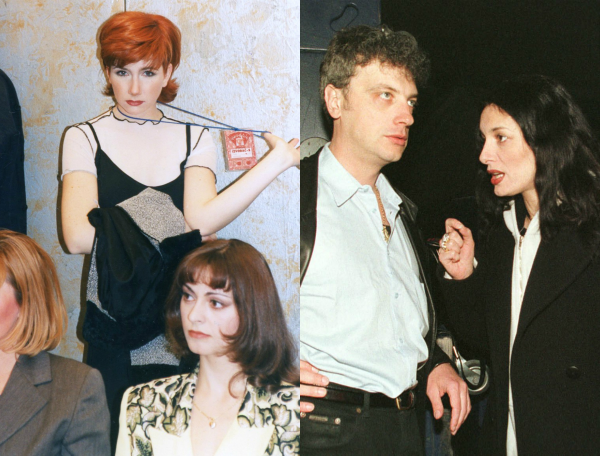 Doris Dragović i Tonči Huljić, Maja Blagdan