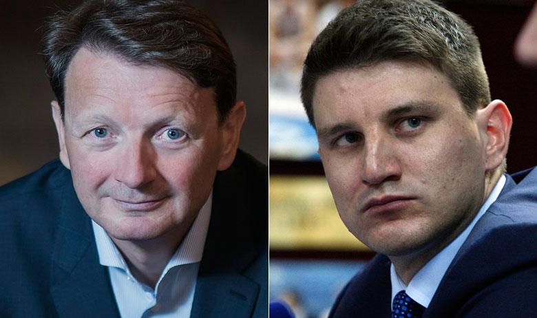 Dubravko i Ivan Artuković