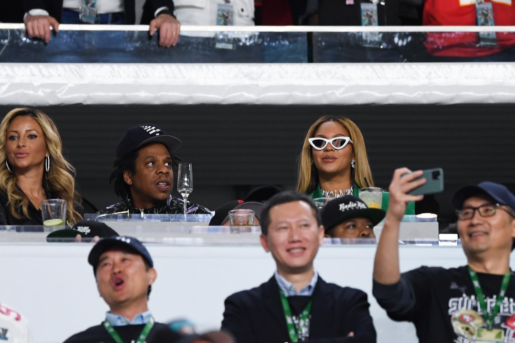 Jay-Z i Beyoncé