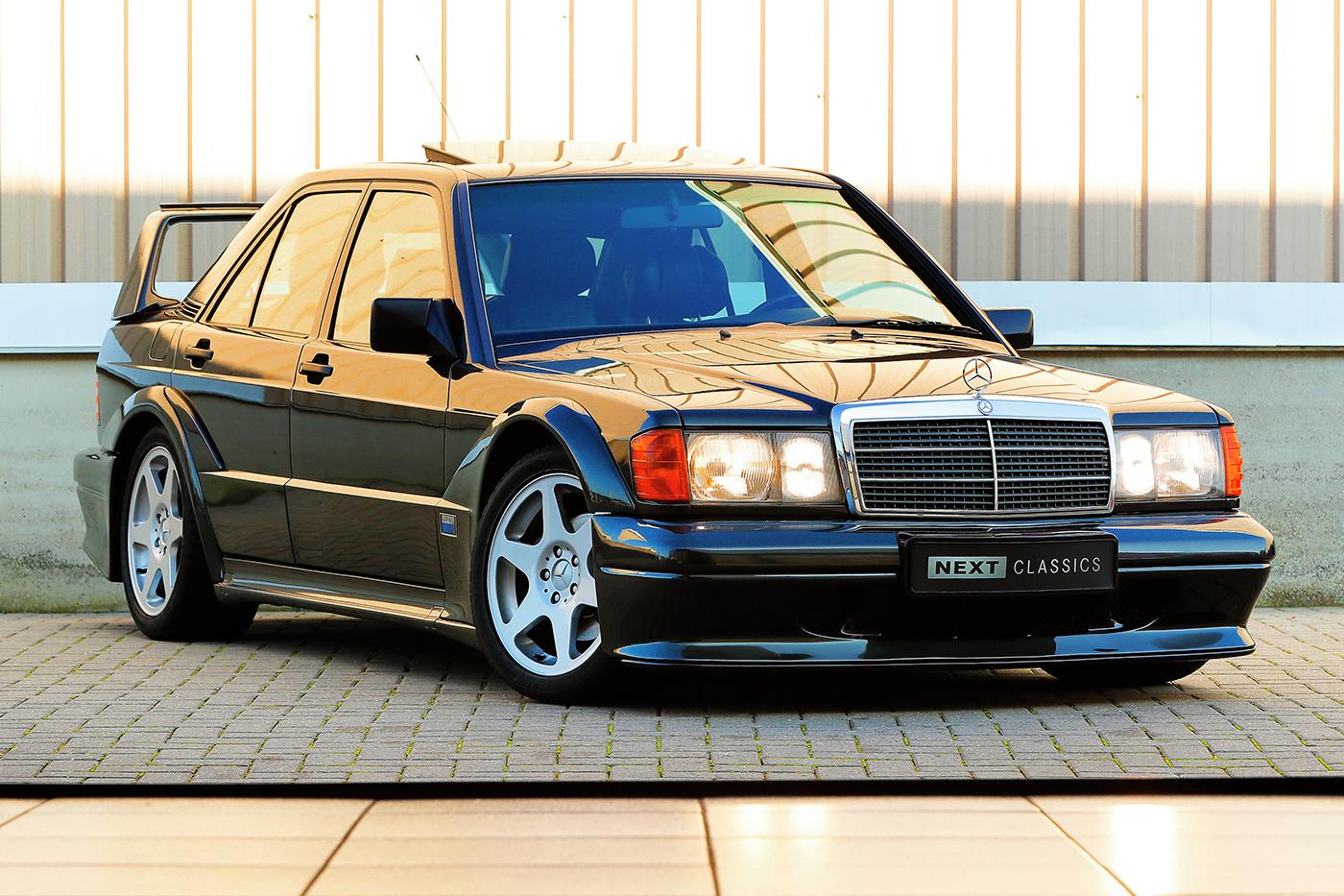 1990-mercedes-190e-evo-ii-auction-1