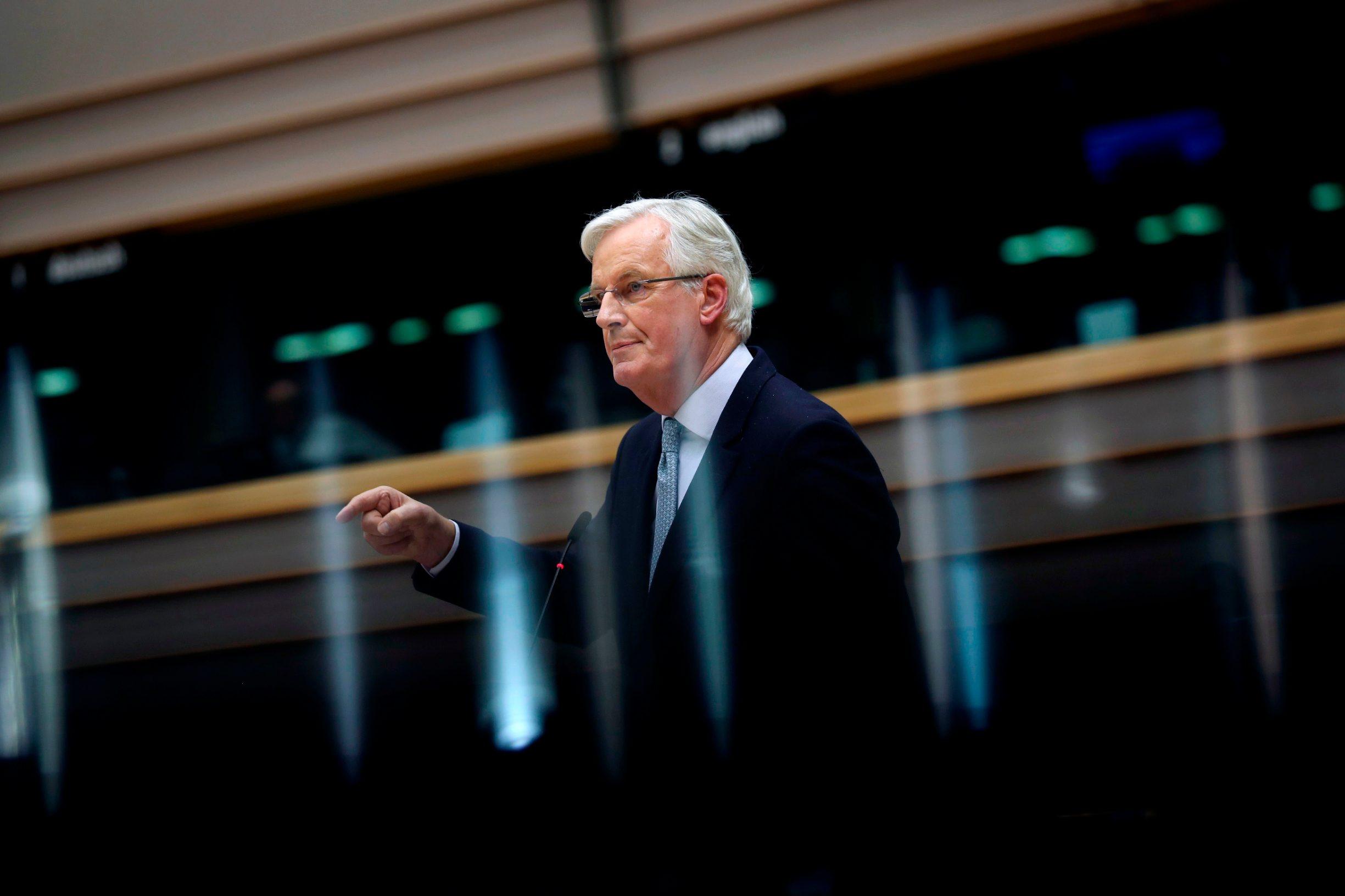 Glavni pregovarač za Brexit Michel Barnier