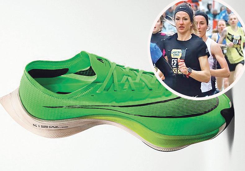 Bojana Bjeljac se na maratonu u Valenciji u prosincu prošle godine kvalificirala za Olimpijske igre u Tokiju. Svoje utrke uglavnom trči u Nike Vaporfly modelu