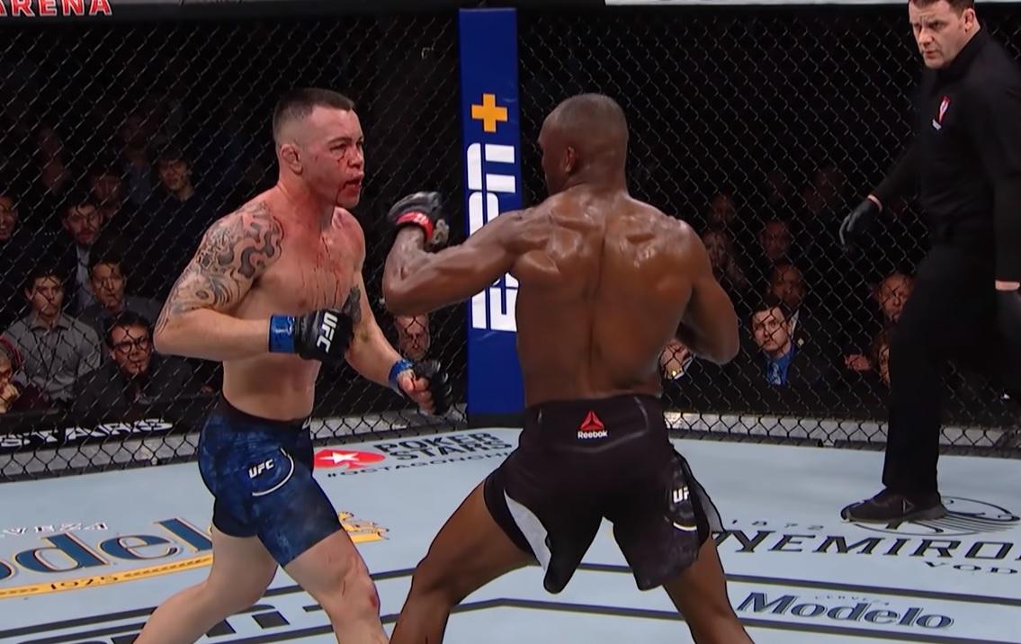 Colby Covington vs. Kamaru Usman