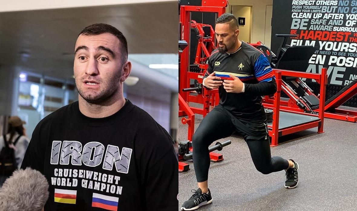 Murat Gassiev i Joseph Parker