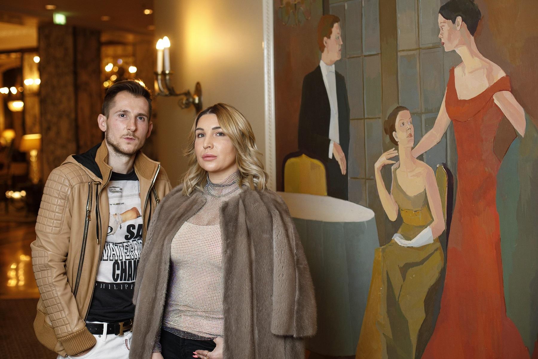 Leyla i Izet Hajović