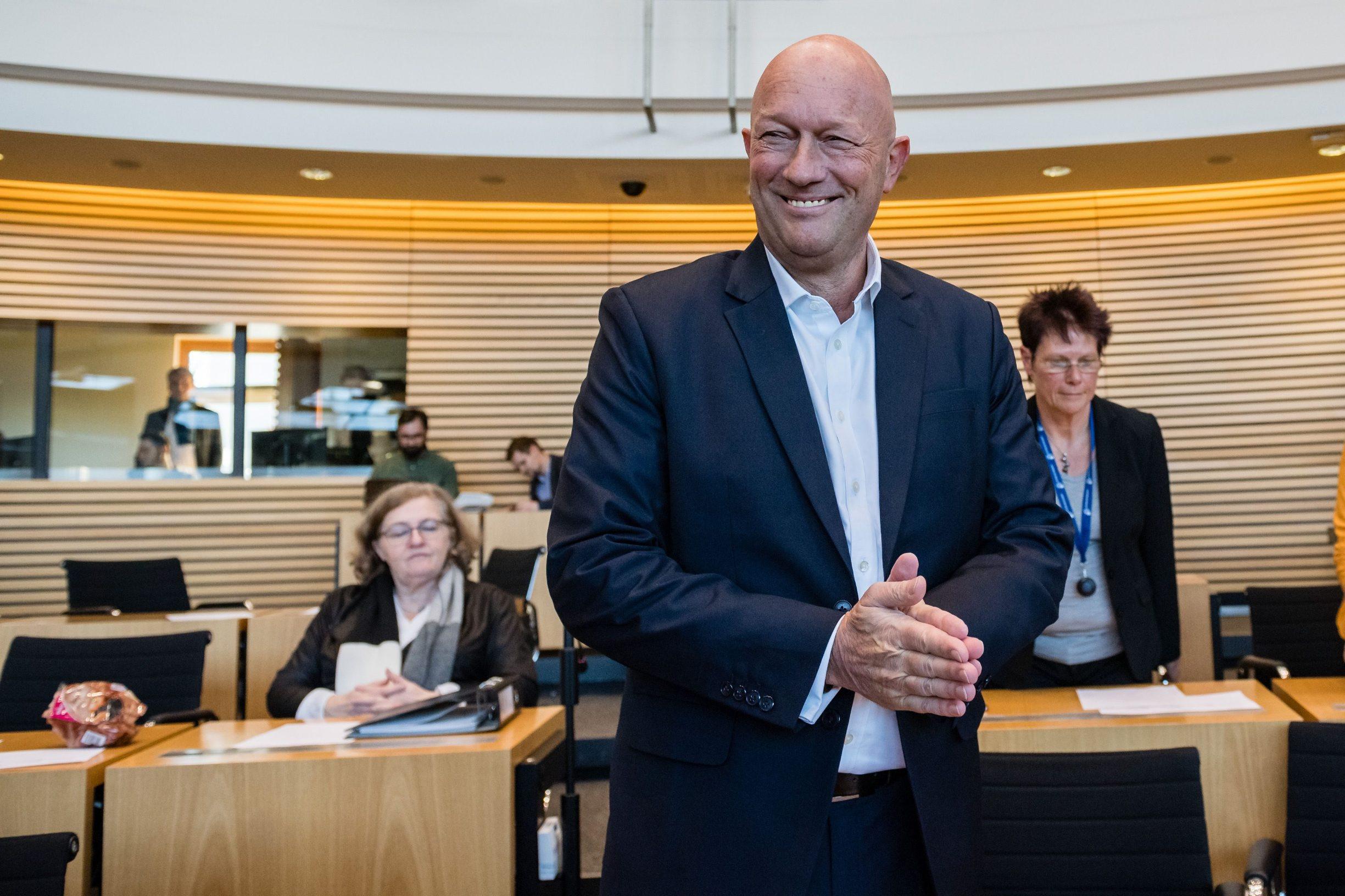 Thomas Kemmerich, novi premijer savezne države Tirinške